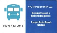 VIC Transportation