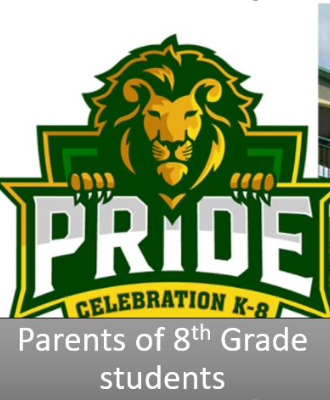 Parents of 8th Grade Students