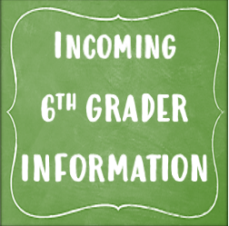 6th Grade Orientation Video