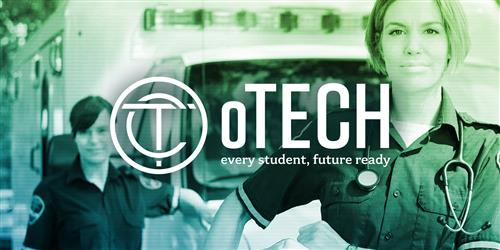 Medical professional oTECH banner