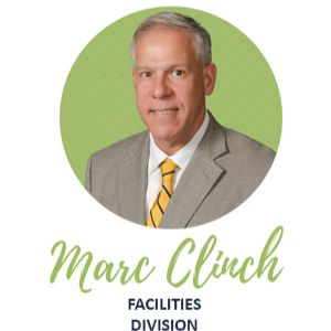 Marc Clinch Chief Facilities Officer