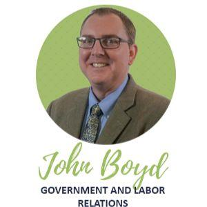 John Boyd Government and Labor Relations
