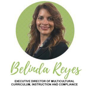 Belinda Reyes, Executive Director