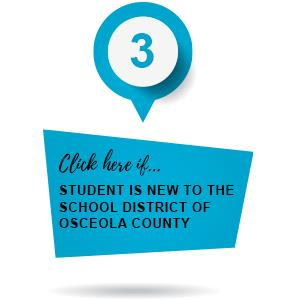 Click here if student is new to the School District of Osceola County