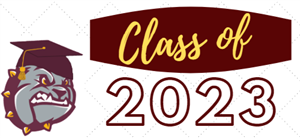 Logo for class of 2023