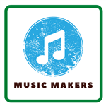 Music Makers logo