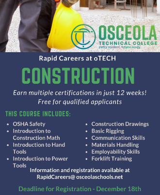Rapid Career-Construction