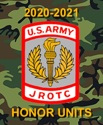 JROTC Honor Units