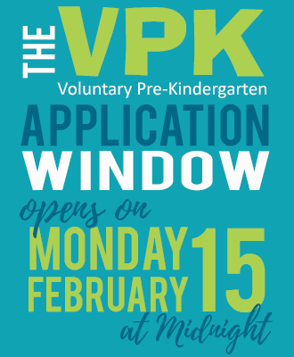 VPK Registration Window