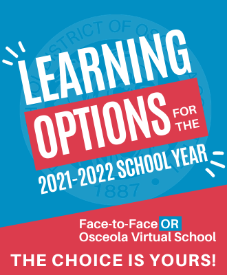 2021-2022 Learning Options