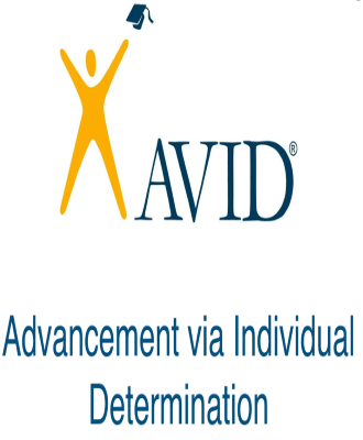 We are an AVID National Demonstration School!