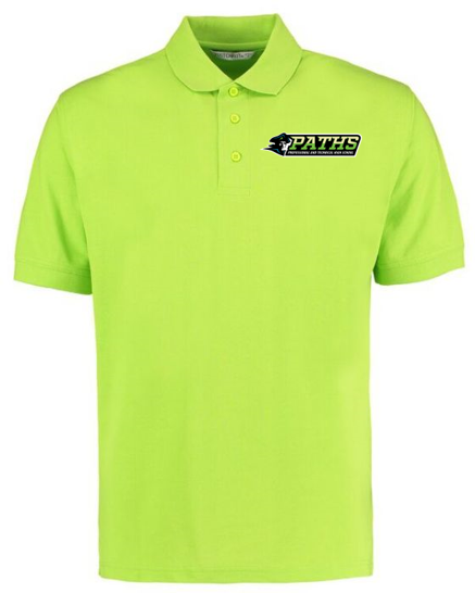 Lime Green Polo