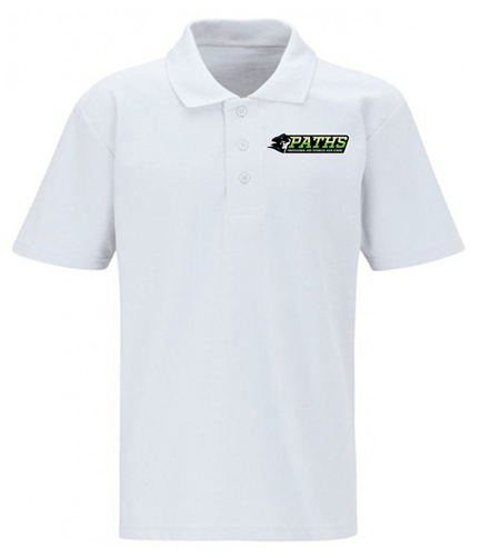 White School Polo