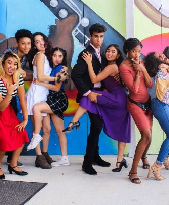 OCSA Combines Academics and Arts for Production of West Side Story