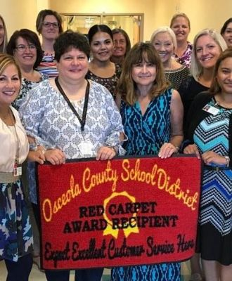 Red Carpets Roll Out in Osceola School District