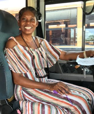 Bus Driver Receives Commendation from Parent