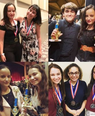 Speech and Debate Shines in Osceola Schools